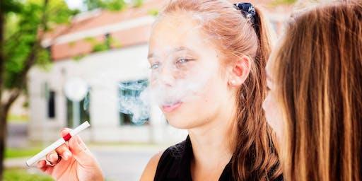 Tweens, Teens and Vaping: A Dangerous Addiction