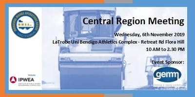 Central Region Meeting