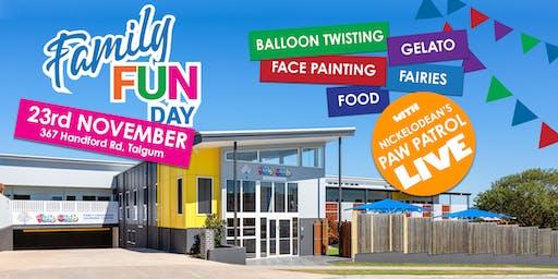Nickelodeon's PAW Patrol Show @ Kids Club Taigum Family Fun Day!