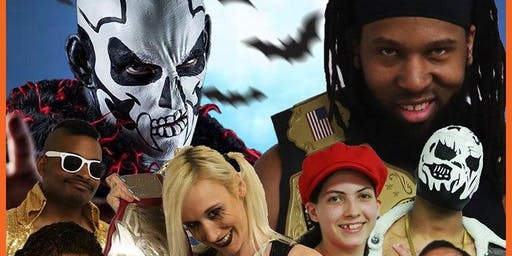 East Bay Pro Wrestling:  Halloween Horror Show