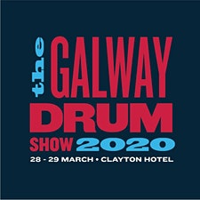 John Tierney   The Galway Drum Show logo