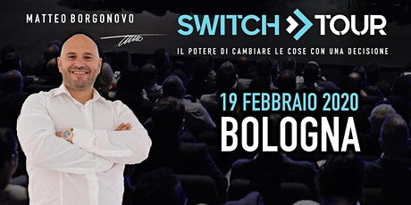 SWITCH TOUR BOLOGNA tickets