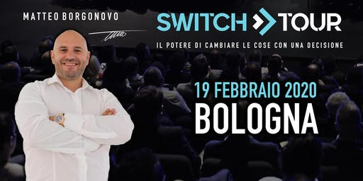 SWITCH TOUR BOLOGNA