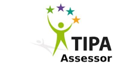 TIPA Assessor 3 Days Virtual Live Training in Mexico City entradas