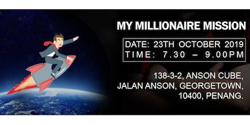 MY MILLIONAIRE MISSION