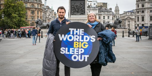 A Meeting with Josh Littlejohn - Founder of The Worlds Big Sleep Out
