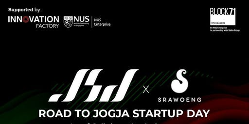 ROAD TO JOGJA STARTUP DAY '19: The Art of Collaboration in Startup Industry