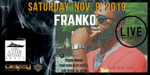 Franko Concert Night!