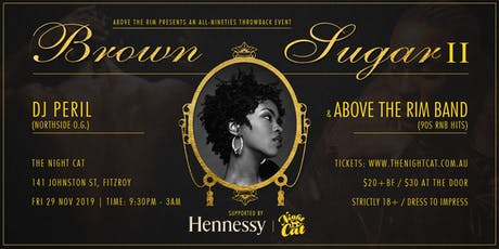 Brown Sugar II tickets