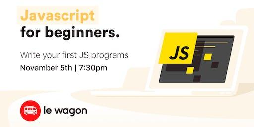 JavaScript for Beginners - Workshop