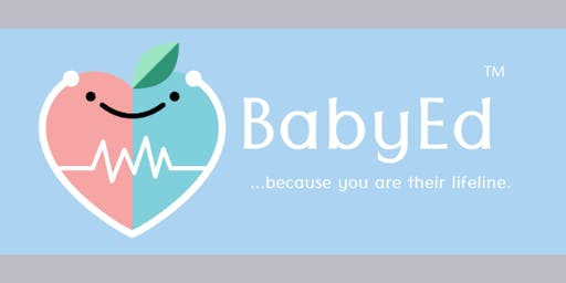 BabyEd Baby First Aid - Tumut