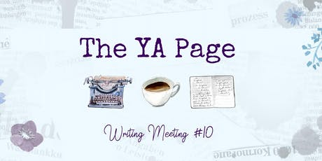 The YA Page | Meeting #10 tickets