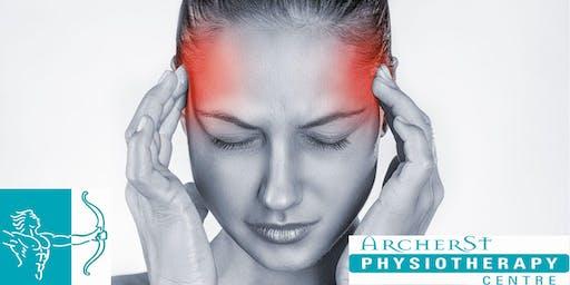 Free Headache & Neck Pain Community Info Night