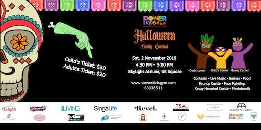 Halloween Family Carnival