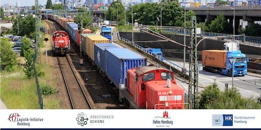 3. Bahnkonferenz Schienengüterverkehr und Häfen
