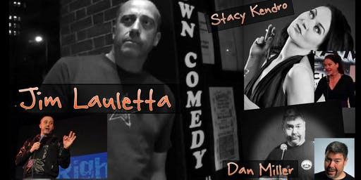 Jim Lauletta/Stacy Kendro - Victory Grille Comedy Night