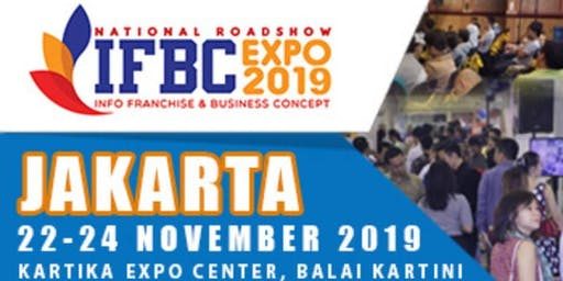 Pameran Info Franchise & Business Concept 2019 #November (Berbayar)