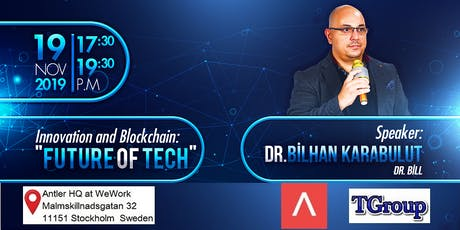 Innovation and Blockchain: future of tech tickets