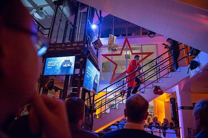 4. Technology-Fight-Night: Bild