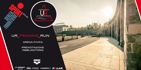 UR_Trainng_Run per Sport Senza Frontiere biglietti