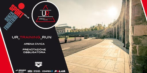 UR_Training_Run per Sport Senza Frontiere