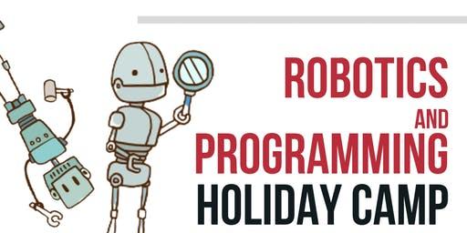 Robotics & Programming Workshop [4-7 Y.O]