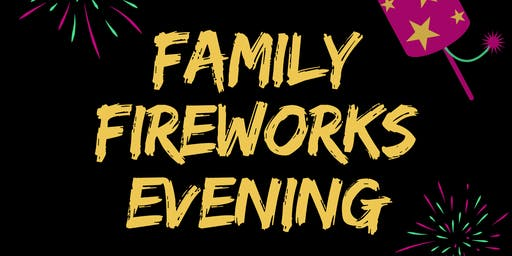 Friends of RHS Family Fireworks Evening 2019
