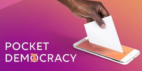 Pocket Democracy Tickets