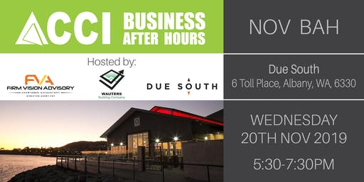 November ACCI Business After Hours