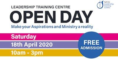NTCG Leadership Training Centre Open Day 2020
