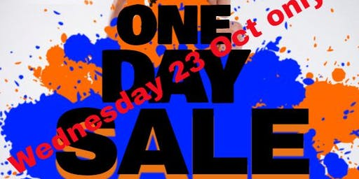 Plus Fitness Five Dock One Day Sale