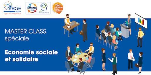 Master class spéciale Economie sociale et solidaire