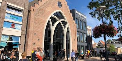 Bijeenkomst Winkelstad Veenendaal