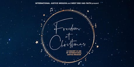 Freedom At Christmas tickets