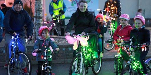 Family Halloween Bike Ride - Belfast