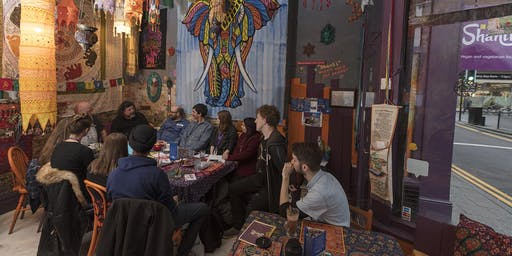 Cafe Conversation: Public Arts and Cultural Climates… Post Brexit