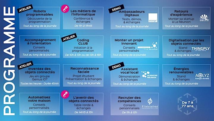 Image pour FocusTECH - Objets connectés et robotique