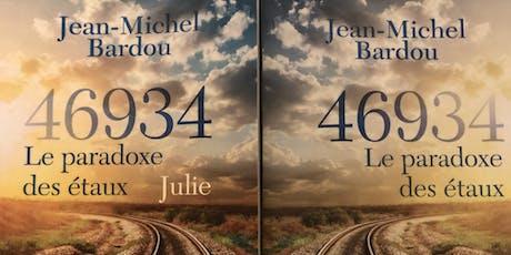 Présentation-dédicace de la Série 46934  à  Le Chesnay(78) billets