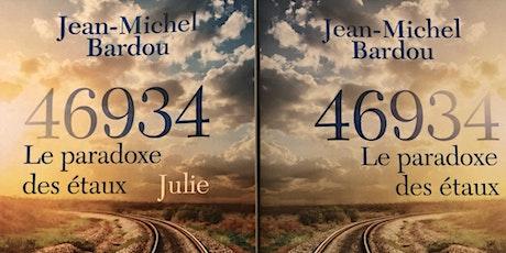Présentation-dédicace de la Série 46934  à  Paris(17) billets