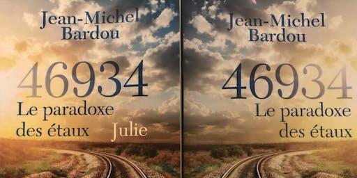 Présentation-dédicace de la Série 46934  à  Paris(17)