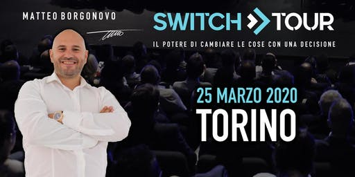SWITCH TOUR TORINO