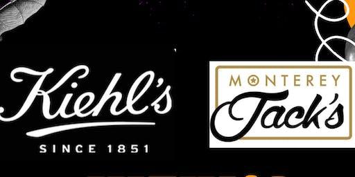 Kiehl's & Monterey Jack's Halloween Event