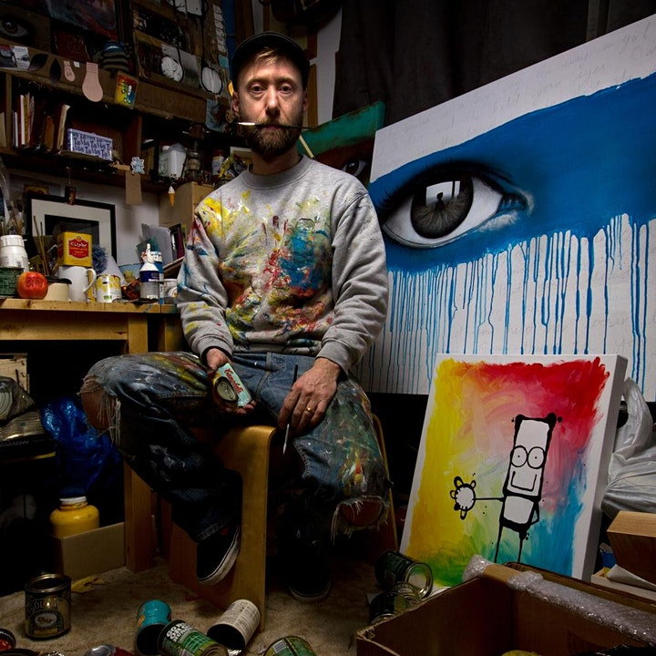 Private View: A brand new show from My Dog Sighs image
