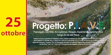 """25/10/2019 Educational """"Paesaggio commestibile"""": esperienze nell'area del medio Piave biglietti"""