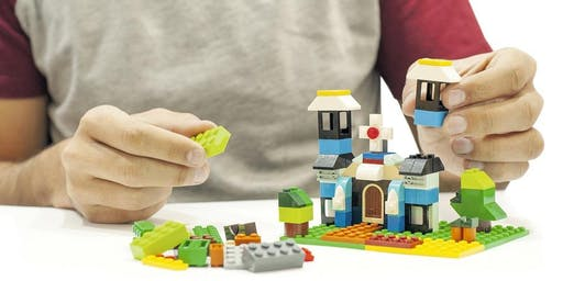 Play and Create with Lego and Duplo (Preston)