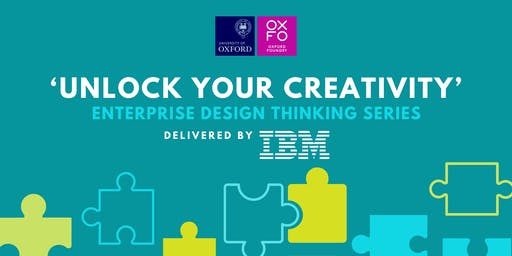 Creativity Series: An introduction to Enterprise Design Thinking