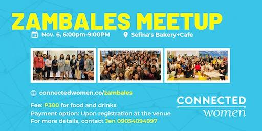 #ConnectedWomen Meetup - Zambales (PH) - November 6