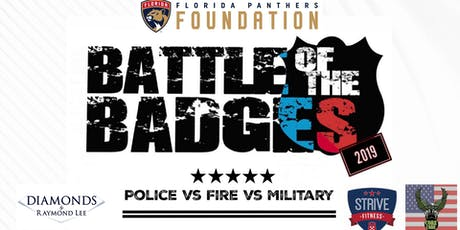 Battle of the Badges 2019 tickets