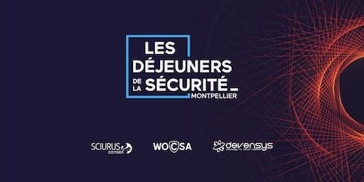 Déjeuner de la sécurité de Montpellier (Octobre)