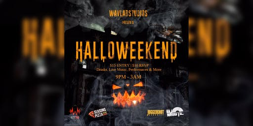Wavlab Halloweekend